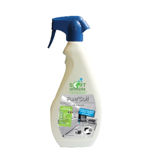 Pure'Soft désinfectant bactéricide multi-surfaces en 750 ml