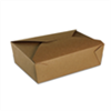 "50 boites ""doggy bag"" kraft 2000 ml"