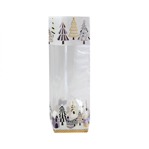 100 sachets confiserie histoires d 39 hiver jetables en plastique 100 x 220 mm csj. Black Bedroom Furniture Sets. Home Design Ideas