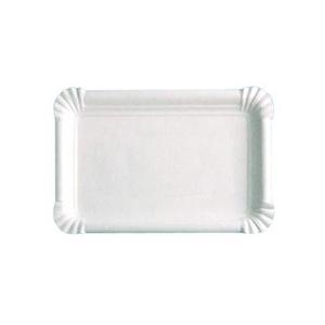 revendeur 744dc 59382 250 plateaux snacks jetables carton 13 x 20 cm