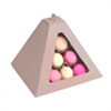 Boite et support pyramide 24 macarons